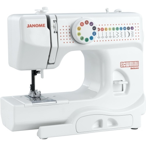 Janome SewMini DeLuxe DX-2 Kinder Naehmaschine