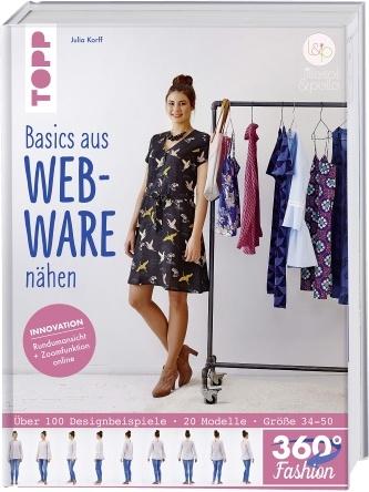 Buch Nähen mit Webware