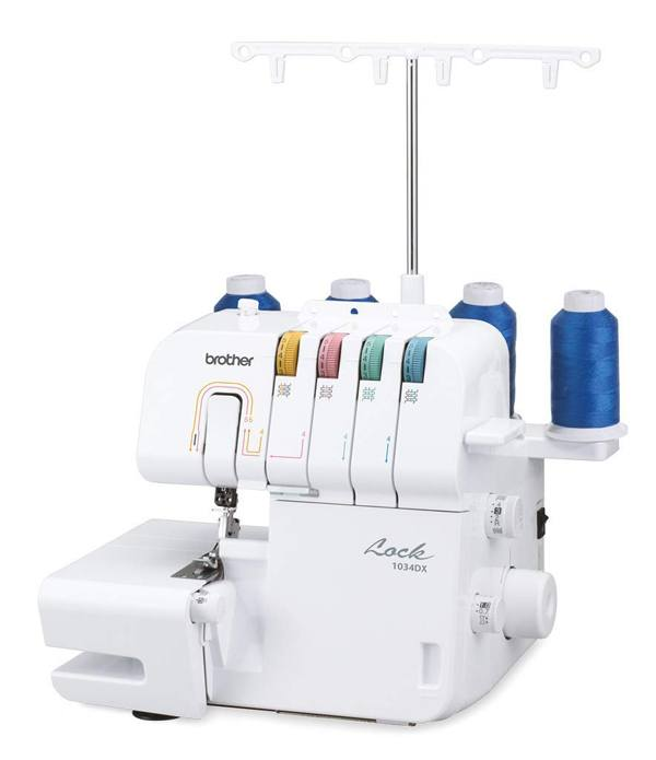 Overlock Naehmaschine Brother 1034DX