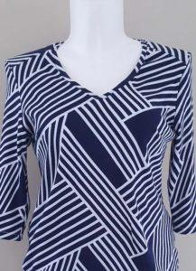 Schnittmuster Shirt Marlena Rippenjersey 02
