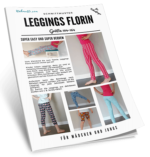 Schnittmuster Leggings Florin