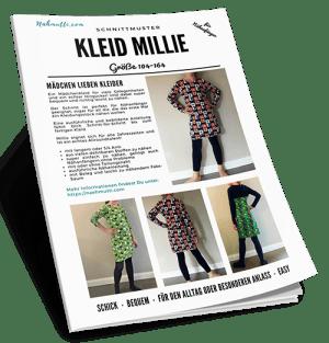 Schnittmuster Mädchenkleid Millie