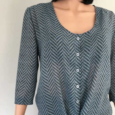 Schnittmuster Bluse 3