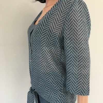 Schnittmuster Bluse 4