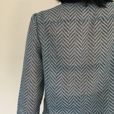 Schnittmuster Bluse 5
