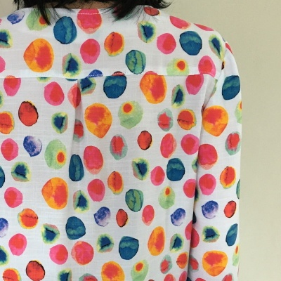 Schnittmuster Bluse 8