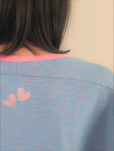 Schnittmuster Shirt Allegra Rückansicht