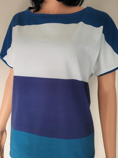 Shirt Allegra kurzarm