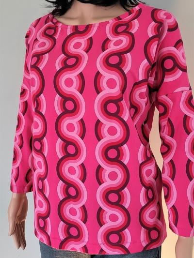 Shirt Allegra pink